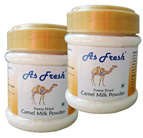 As Fresh Camel Milk Powder