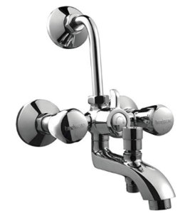 Hindware F330022Cp Contessa Plus Wall Mixer (Chrome)