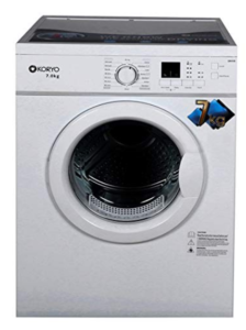Koryo 7 kg Clothes Dryer